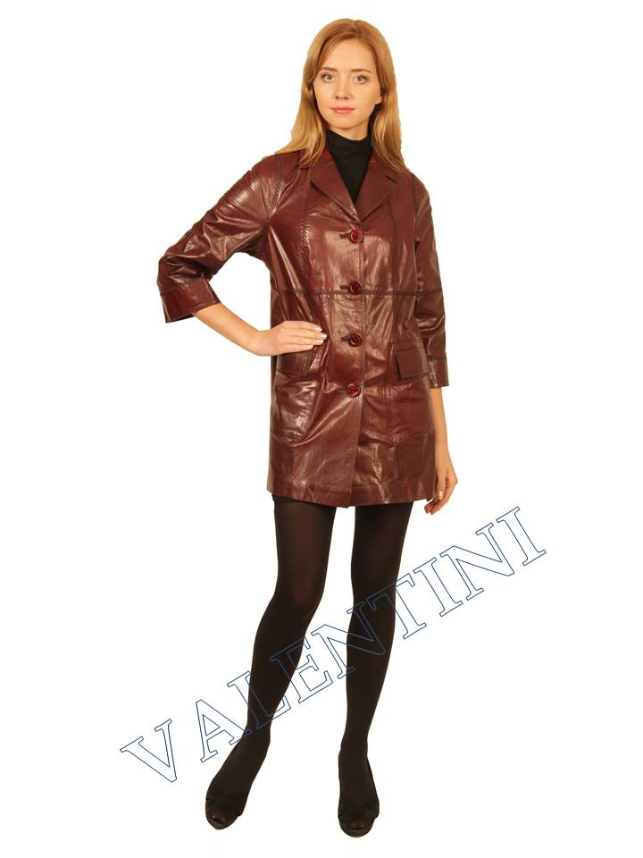 Кожаная куртка PANTERREZ 3026 - 5