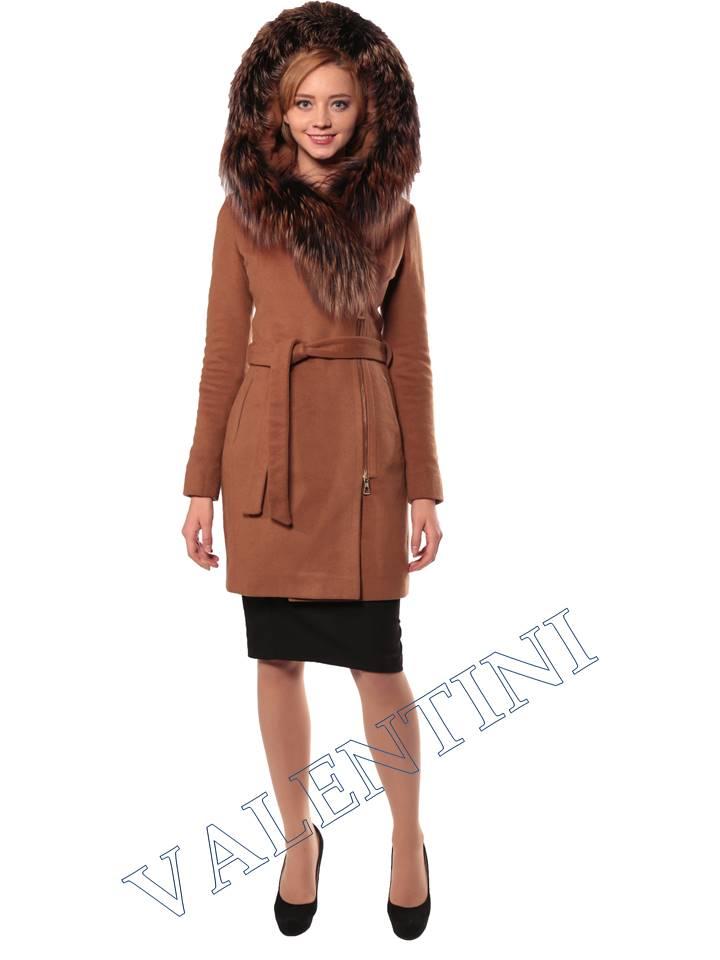 Женская кожаная куртка VALENTINI 3975 - 7