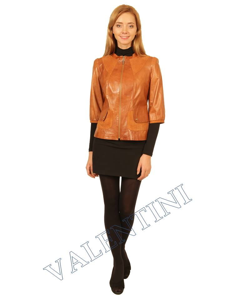 куртка кожаная PANTERREZ 2097 - 1