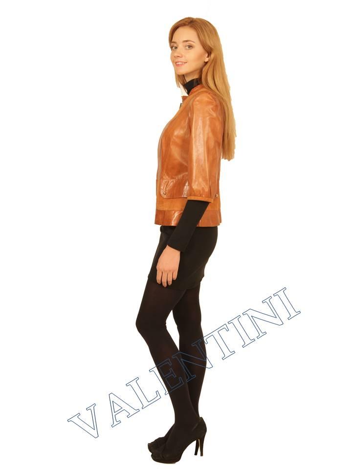 куртка кожаная PANTERREZ 2097 - 4