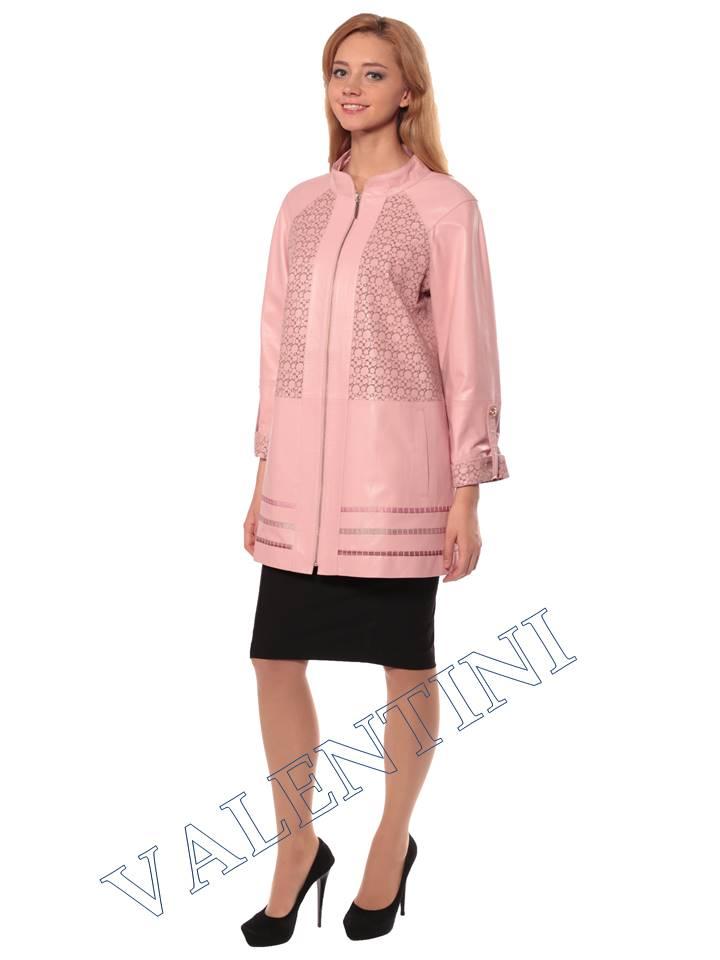 Женская кожаная куртка PANTERREZ 3124 - 2
