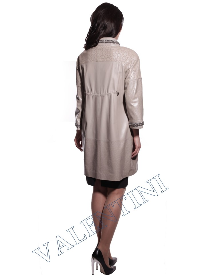 куртка кожаная PANTERREZ 3116 - 3