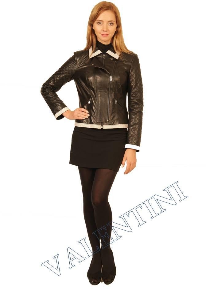 куртка кожаная PANTERREZ 268-01 - 4
