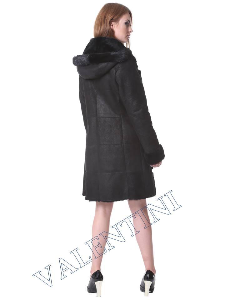 Женская дубленка VALENTINI мод.297 - 4