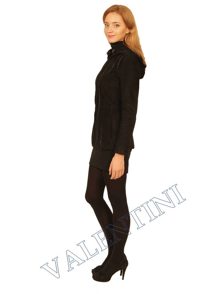 Куртка кожаная STELLA DORO 5128 - 1