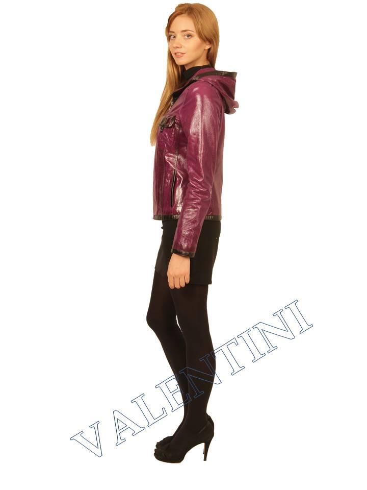 Куртка кожаная VALENTINI 2253 - 3