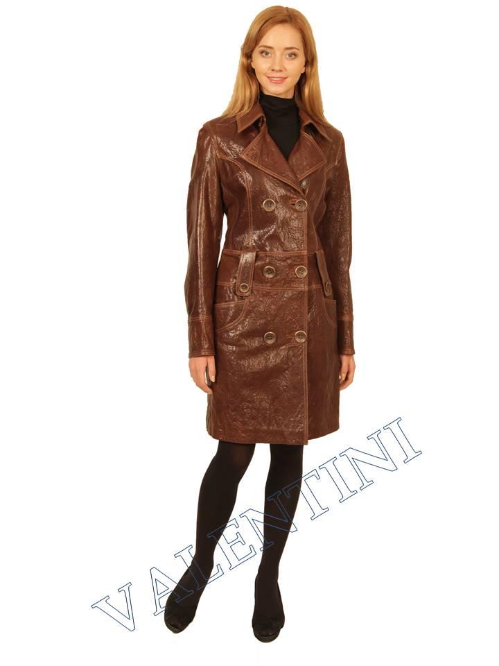 Куртка кожаная VALENTINI 2066 - 1