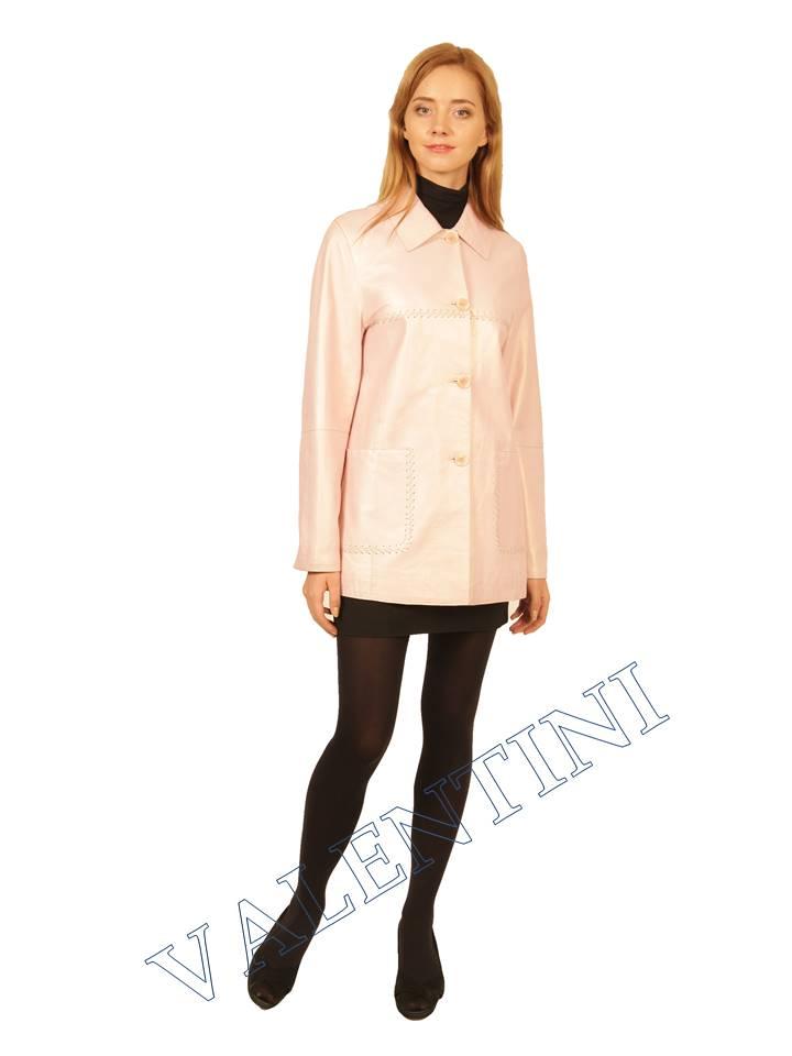 Куртка кожаная SUED MOD 01576 - 1