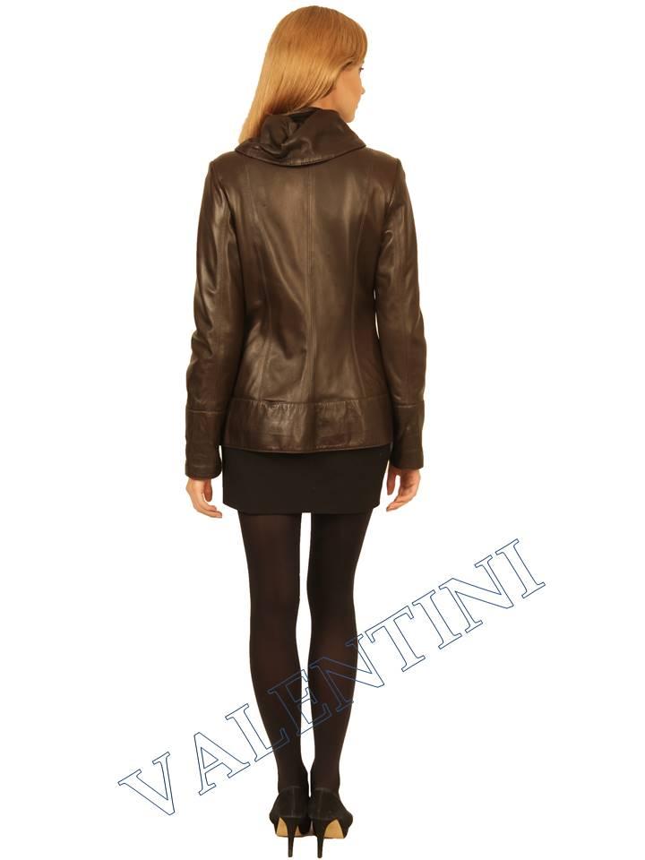 Куртка кожаная VALENTINI 2225 - 2