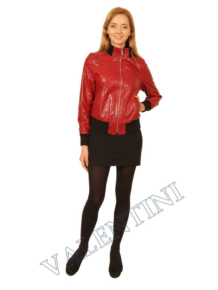 Куртка кожаная VALENTINI 2232k - 4