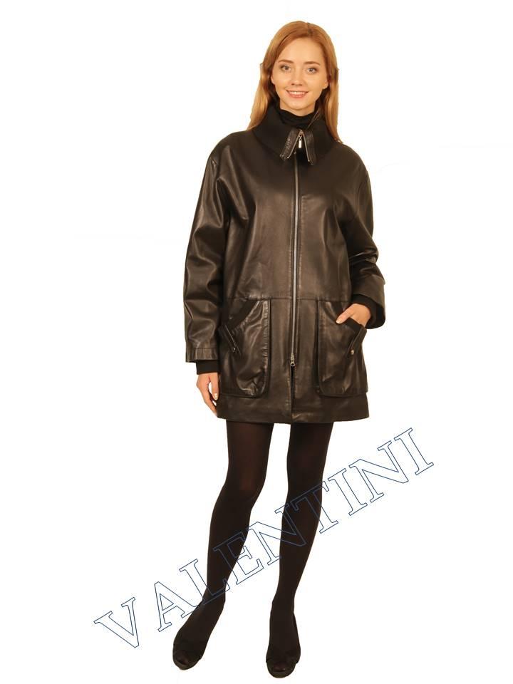 Куртка кожаная SUED MOD 2112 - 2