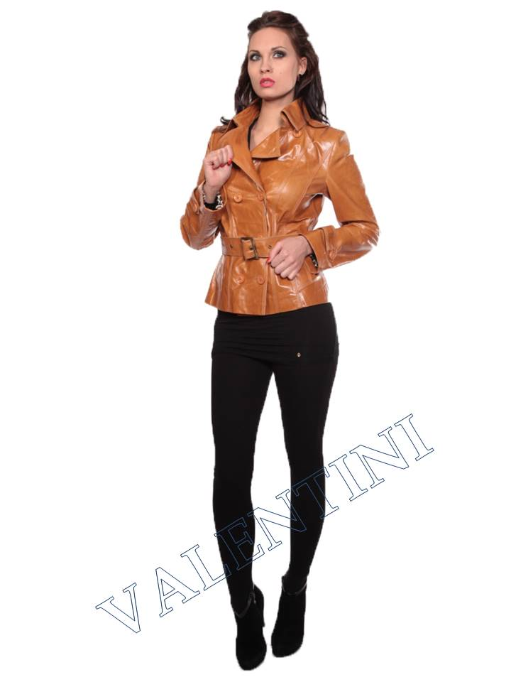 куртка кожаная VALENTINI L-30 - 4