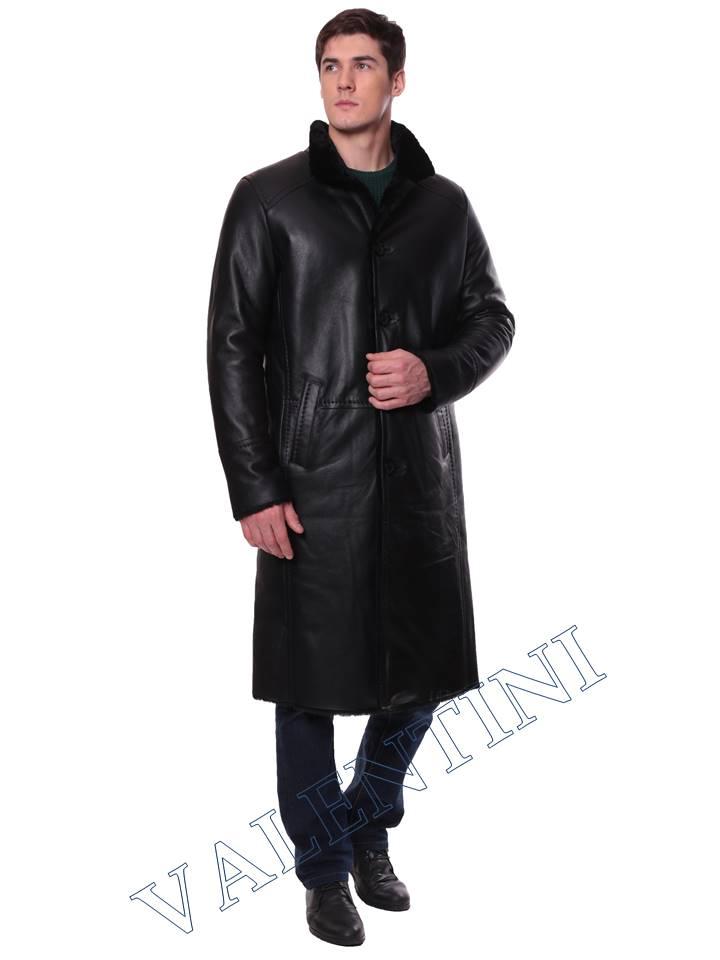 Мужская дубленка VALENTINI 909-115 - 3