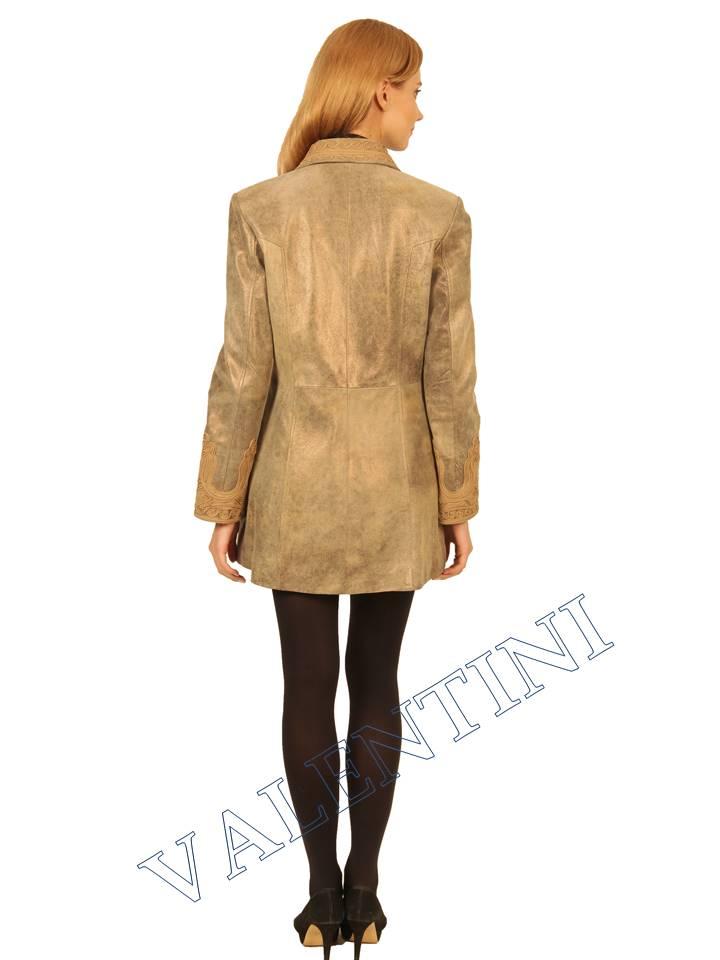 куртка кожаная STELLA DORO 5791 - 3