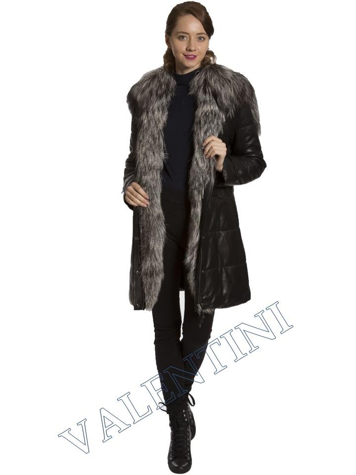 Кожаная куртка PANTERREZ 548 - 6