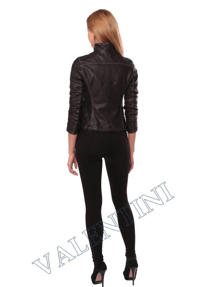 Женская кожаная куртка PANTERREZ 207 - 5