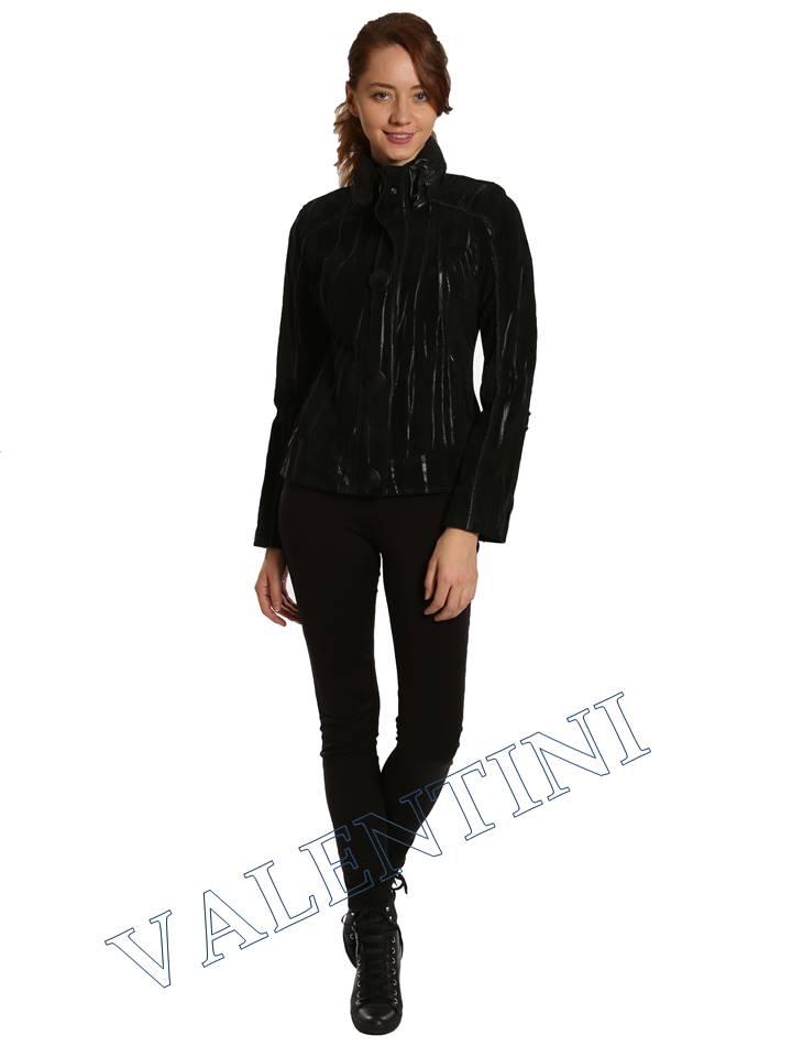 Замшевая куртка VALENTINI 2192 - 1