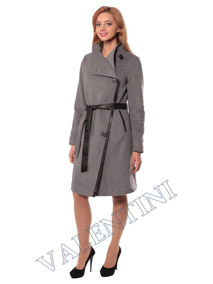 Женская кожаная куртка VALENTINI 3992 - 5