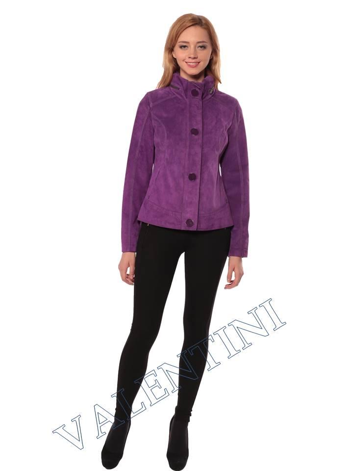 Женская кожаная куртка VALENTINI 2192 - 1