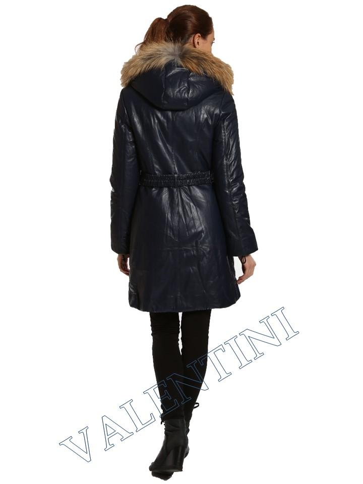 Кожаная куртка GALOPPI 5013 - 4