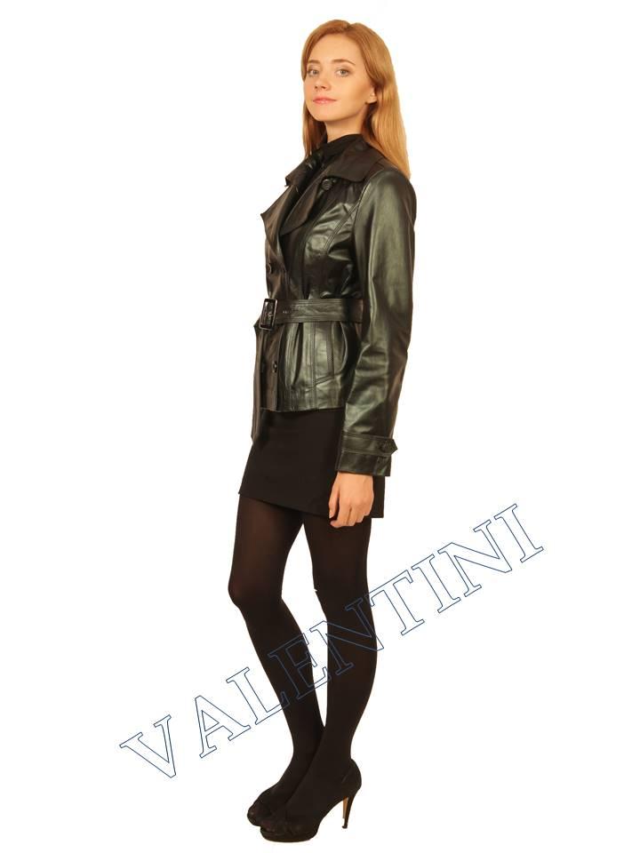 Куртка кожаная VALENTINI L-30(65) - 2