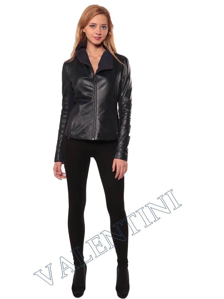 Женская кожаная куртка SARTORI DODICI 245 - 4
