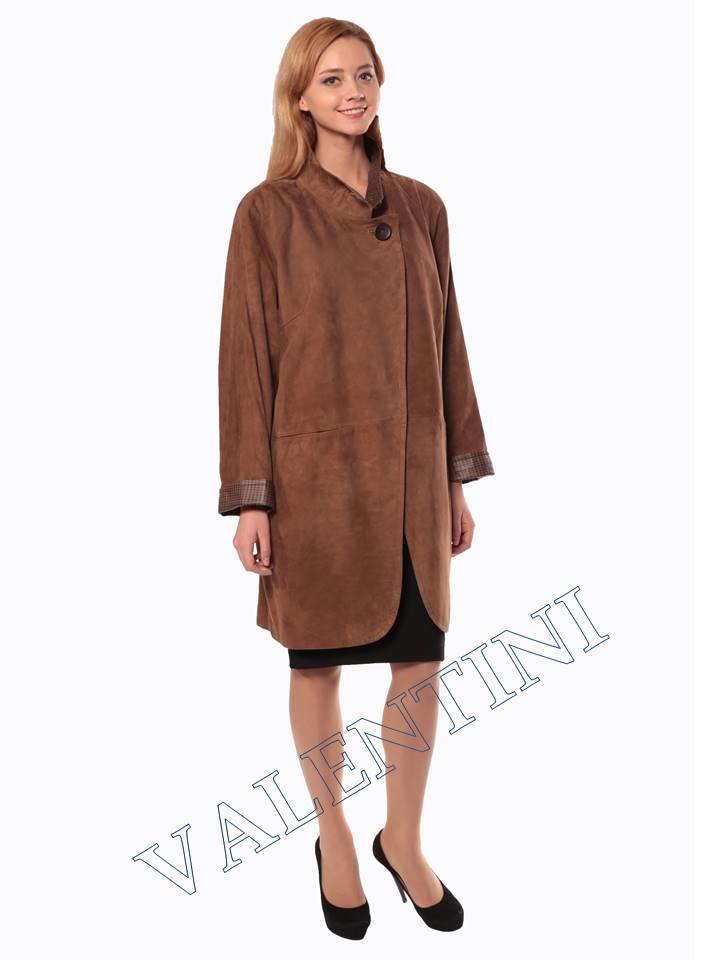 Женская кожаная куртка GALOPPI 326 - 3