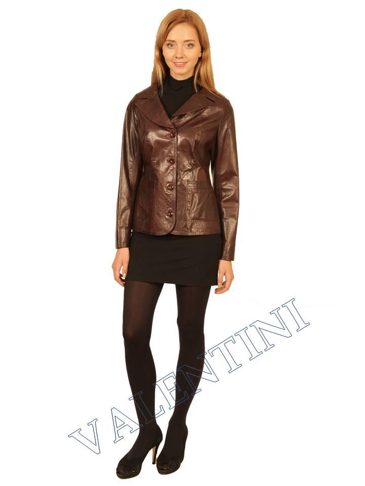 Куртка кожаная PANTERREZ 2094 - 4