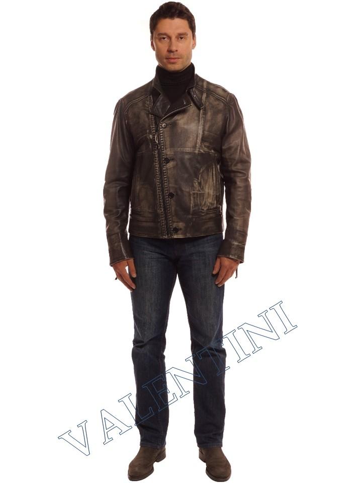 куртка SUED MOD AYMAN - 1