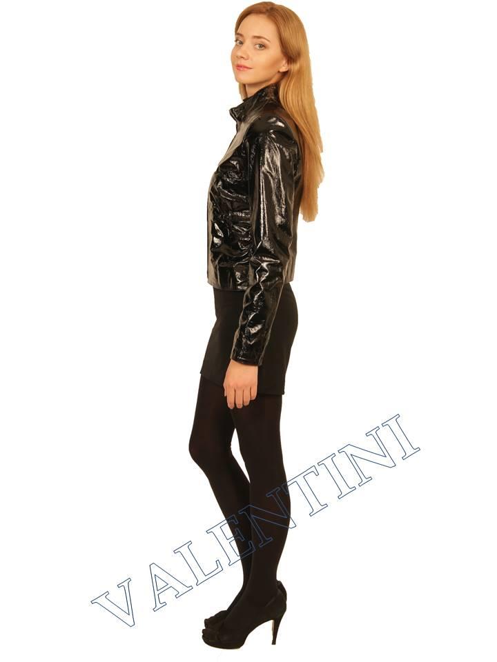 Куртка кожаная VALENTINI 010