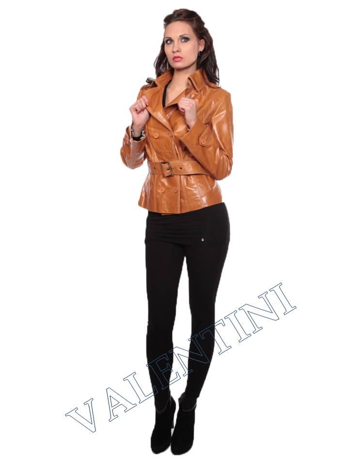куртка кожаная VALENTINI L-30 - 2