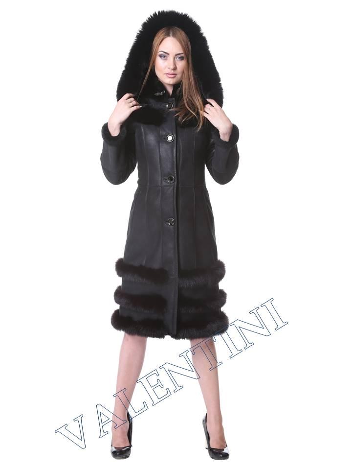 Женская дубленка VALENTINI мод. Senay - 5