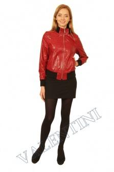 Куртка кожаная VALENTINI 2232k – 1