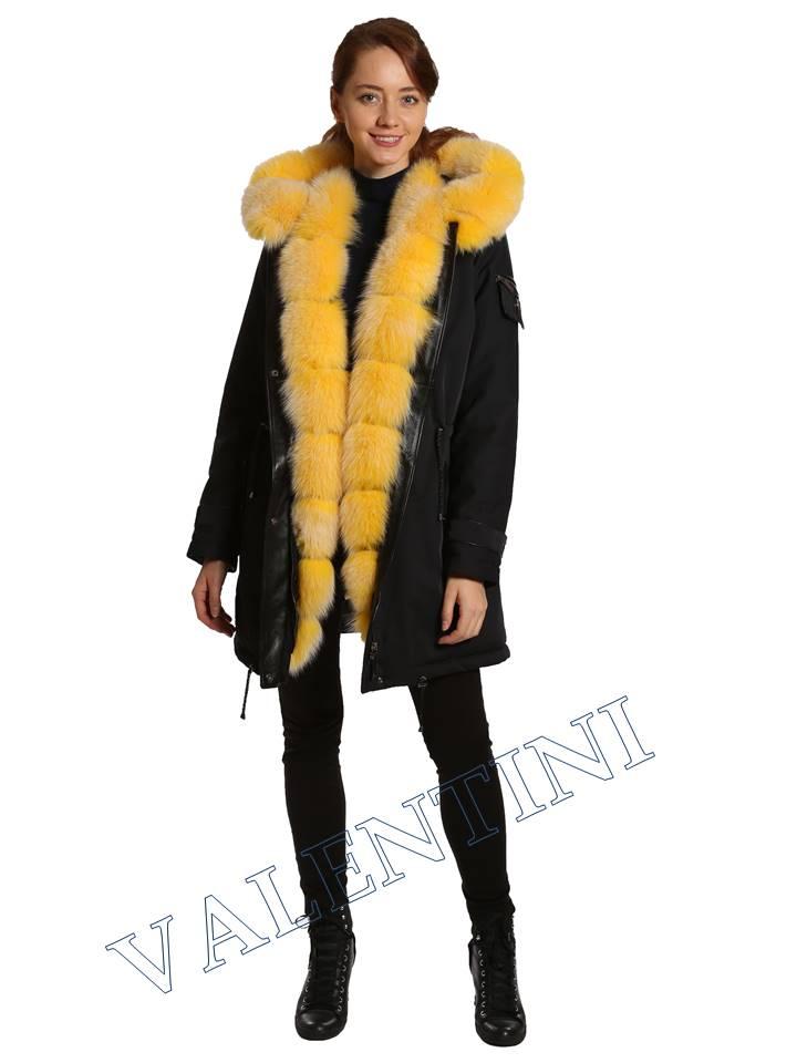 Куртка VALENTINI парка - 1