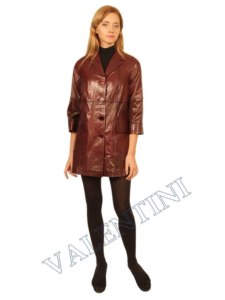 Кожаная куртка PANTERREZ 3026 - 4