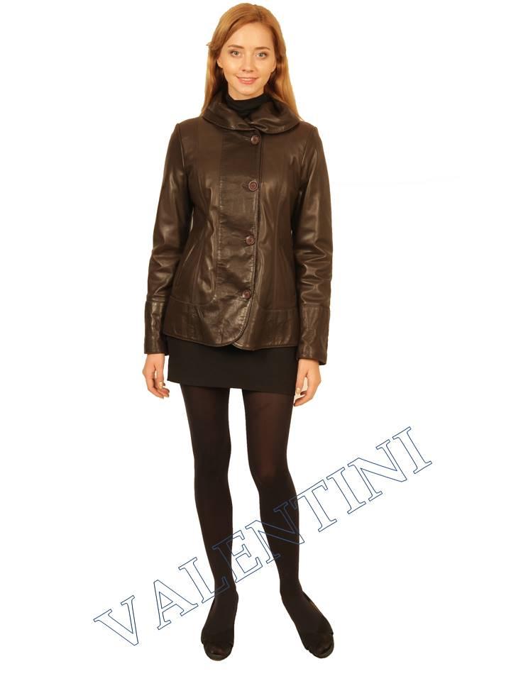 Куртка кожаная VALENTINI 2225 - 4
