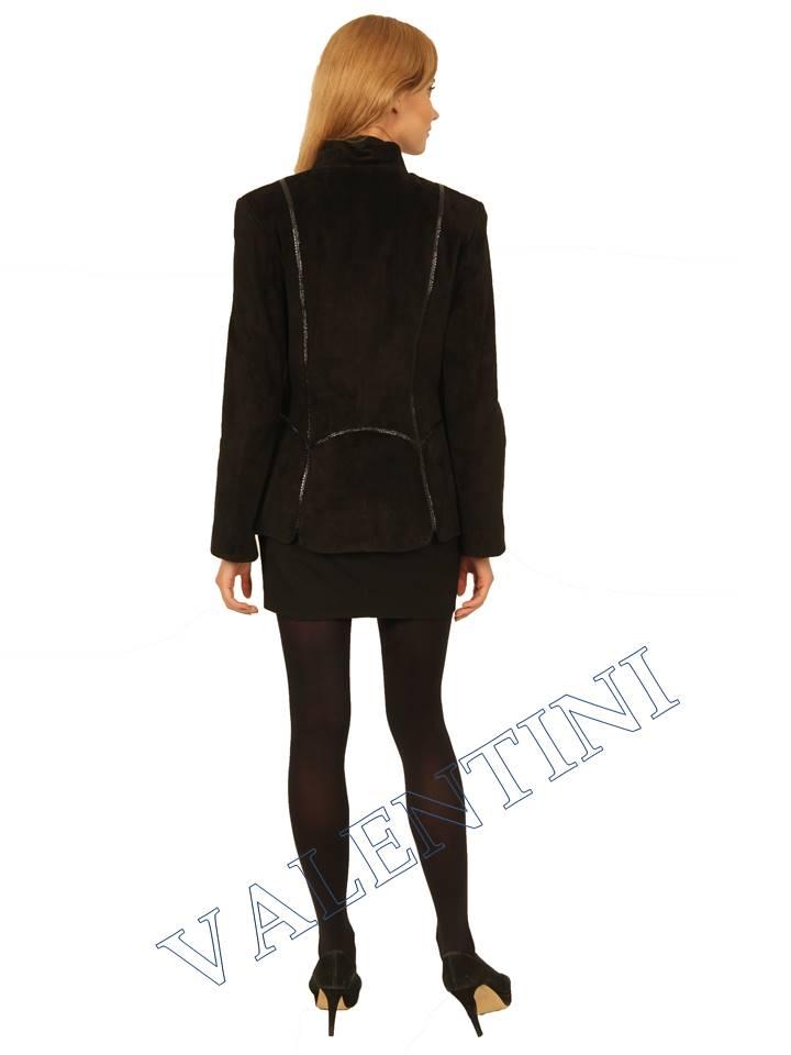 куртка кожаная STELLA DORO 5372 - 1