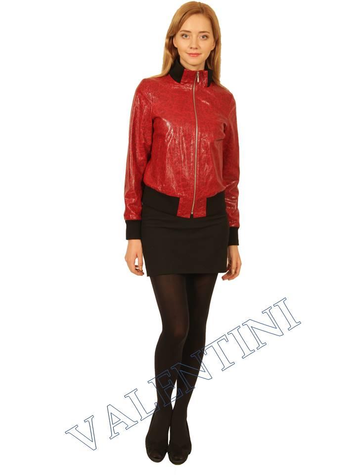 Куртка кожаная VALENTINI 2232k - 2