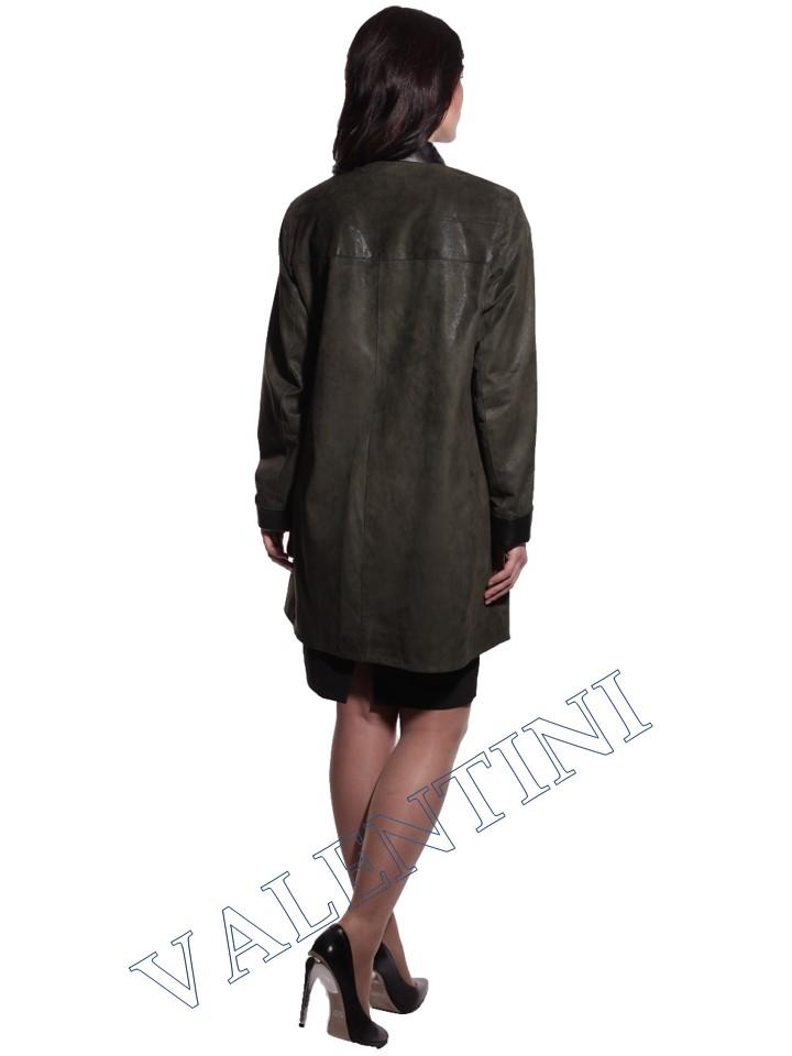 Куртка кожаная VALENTINI 016-106 - 3