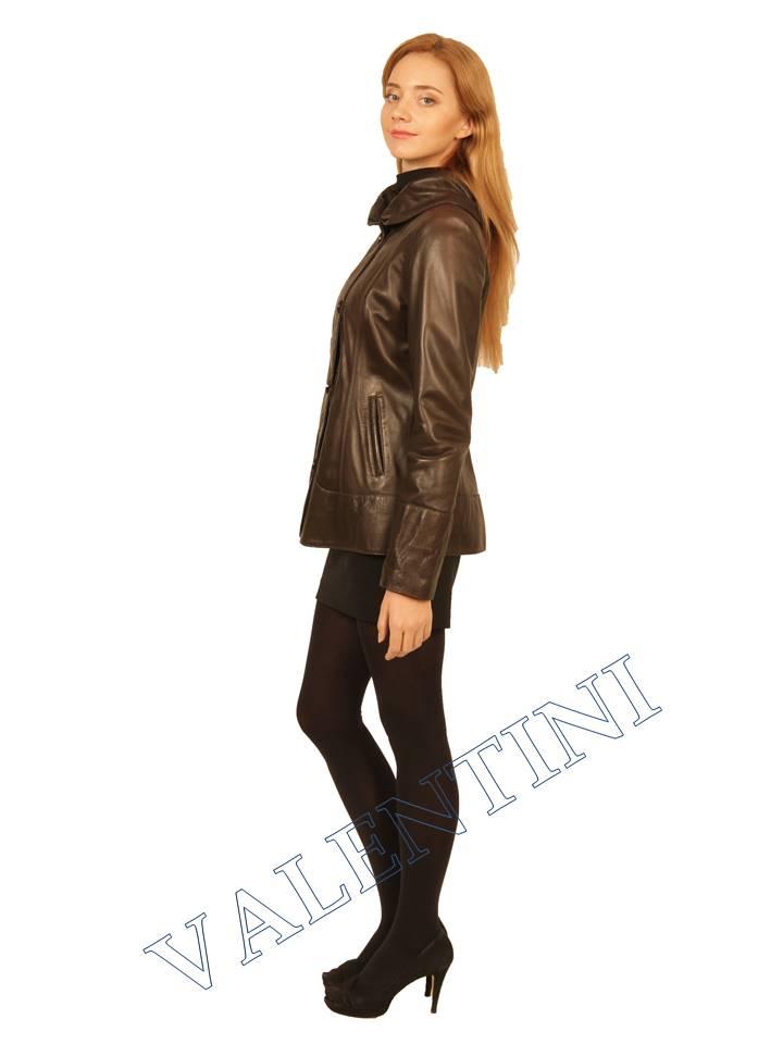 Куртка кожаная VALENTINI 2225 - 3