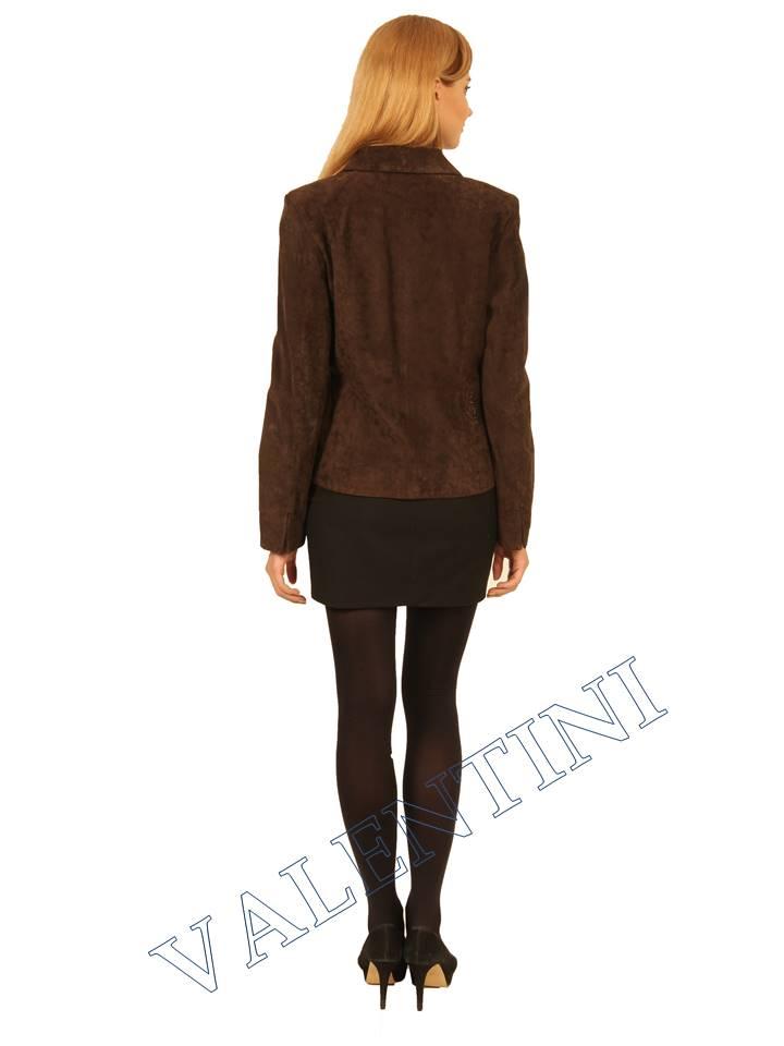 Пиджак кожаный STELLA DORO 5820 - 5
