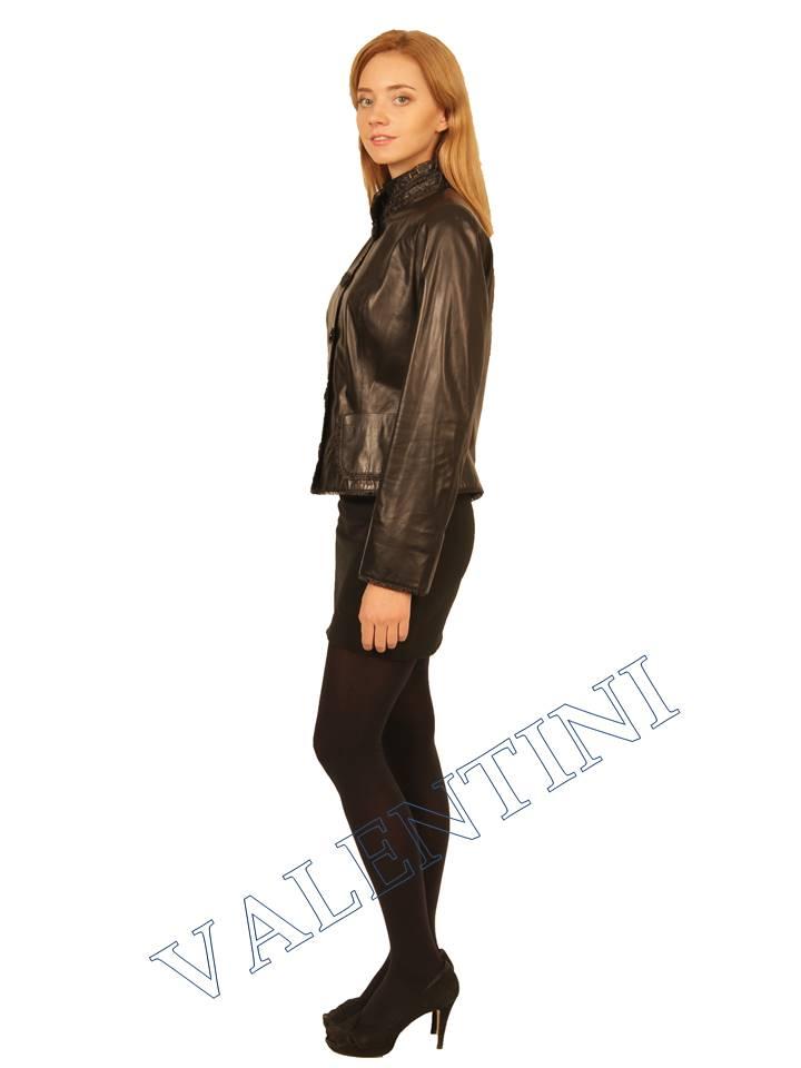 Куртка кожаная STELLA DORO 14042 - 5