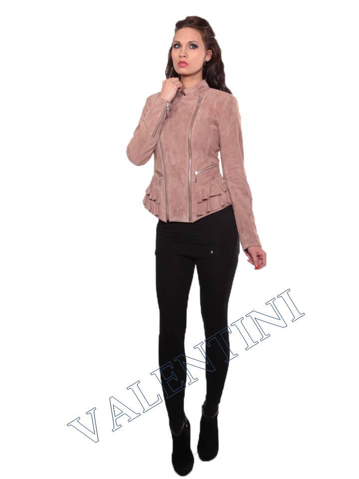 куртка кожаная SARTORI DODICI  - 4