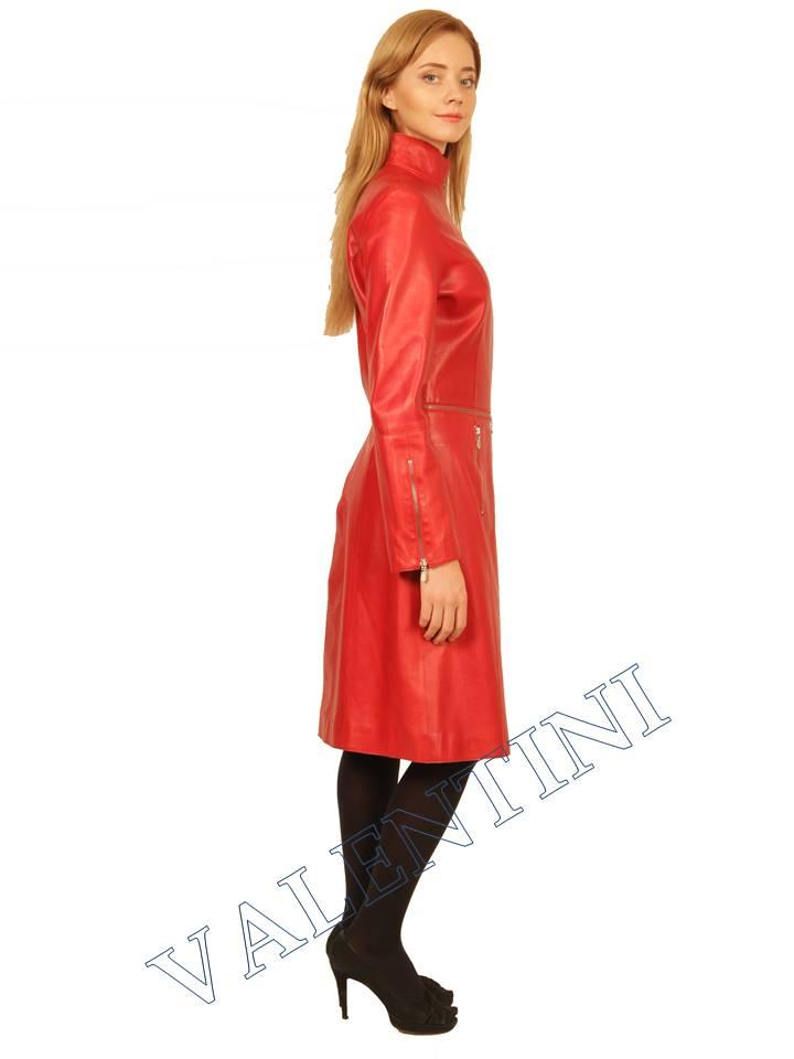Куртка кожаная SUED MOD 01869 - 1