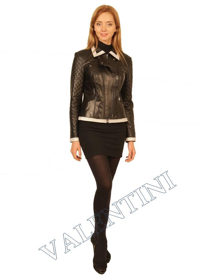 куртка кожаная PANTERREZ 268-01