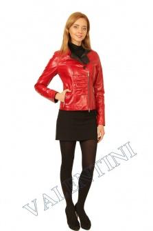 Куртка кожаная VALENTINI 2254 – 1