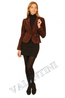 Куртка кожаная STELLA DORO 5433 – 1