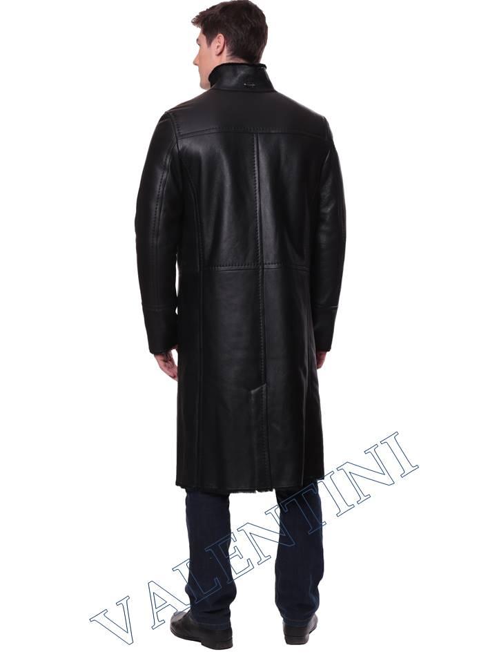 Мужская дубленка VALENTINI 909-115 - 6