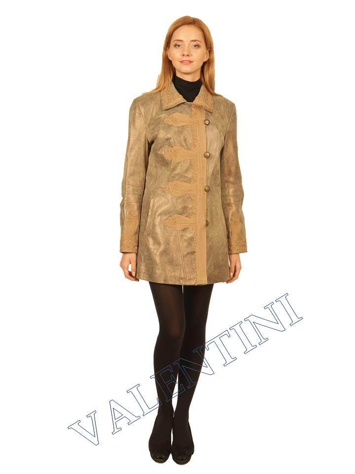 куртка кожаная STELLA DORO 5791 - 1