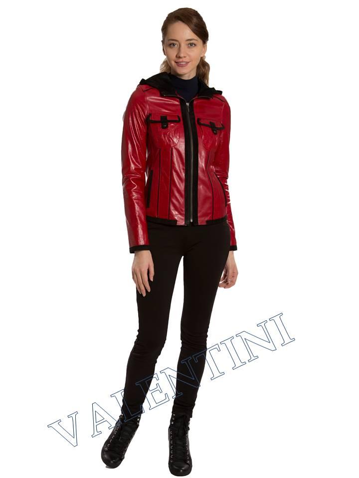 Кожаная куртка VALENTINI 2253 - 1
